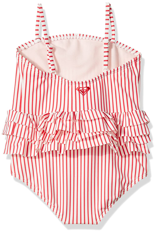 Roxy Little Girls Cute Travel One Piece Swimsuit