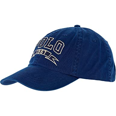 Ralph Lauren - Polo Gorra - Holiday Navy: Amazon.es: Ropa y accesorios