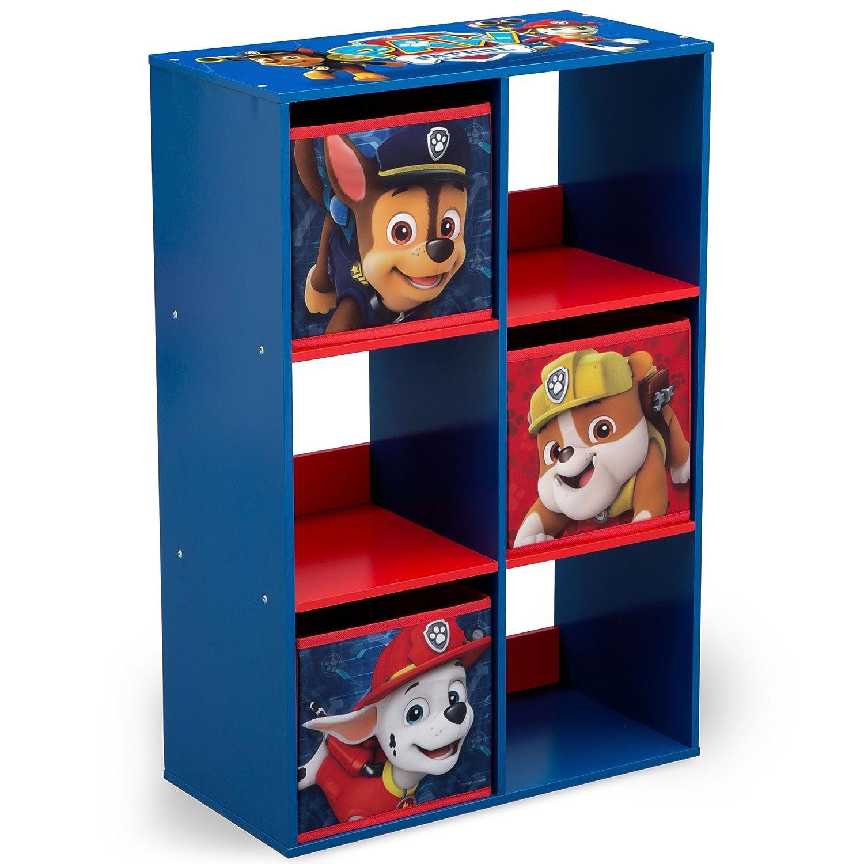 Kids Storage Cube Organizer Toy Box Kids Bedroom Furniture: Storage Organizer Kids Toy Bins Box Children Boy Girl