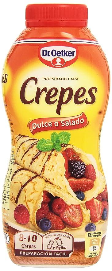 Dr. Oetker - Preparado Para Crepes Dulce O Salado - 175 gr