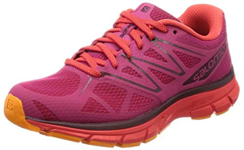 Salomon Sonic W, Zapatillas de Trail Running para Mujer, Rojo ...