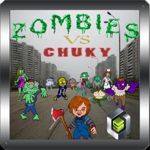 Zombies vs Chuky -