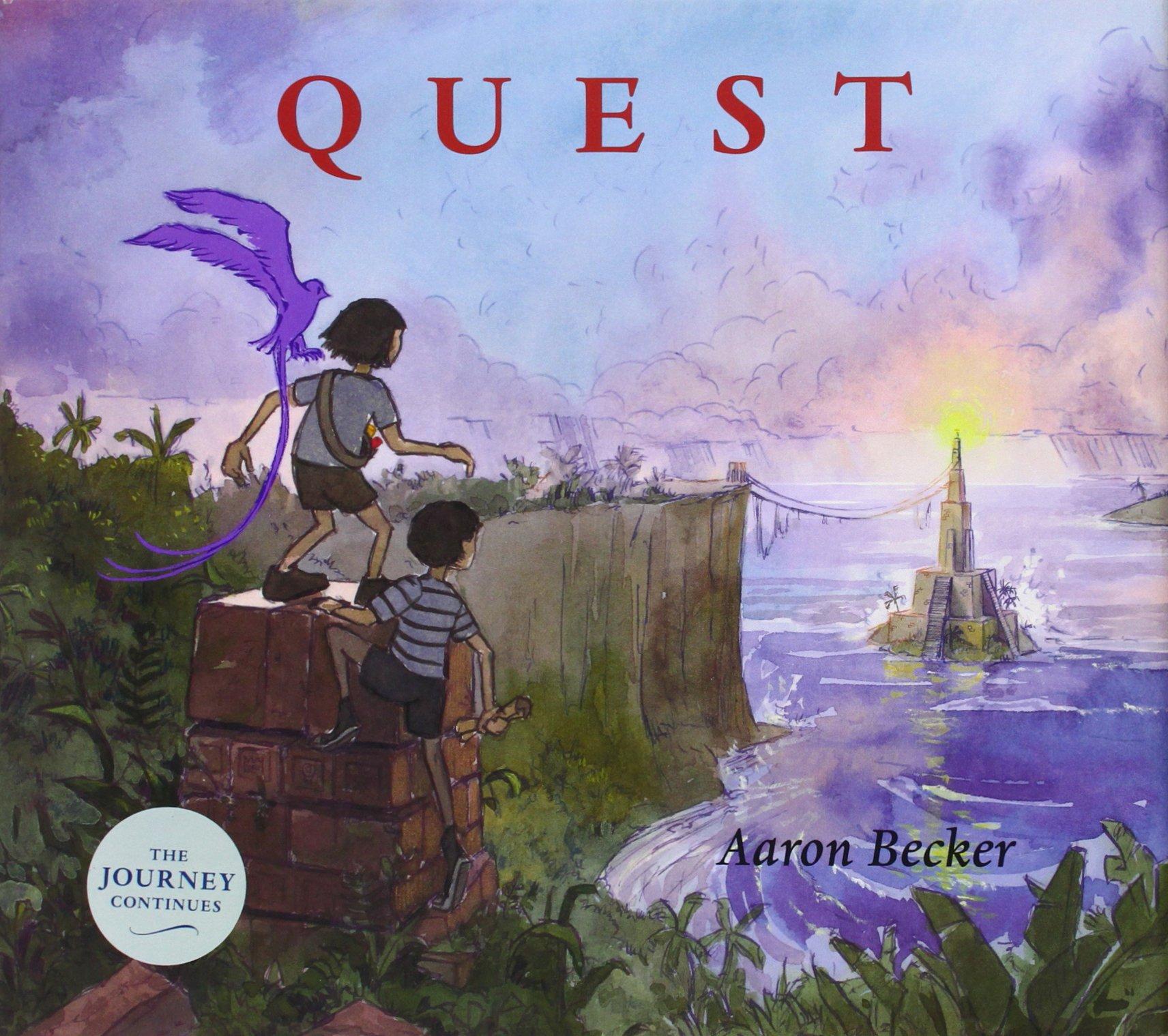 Quest Aaron Becker