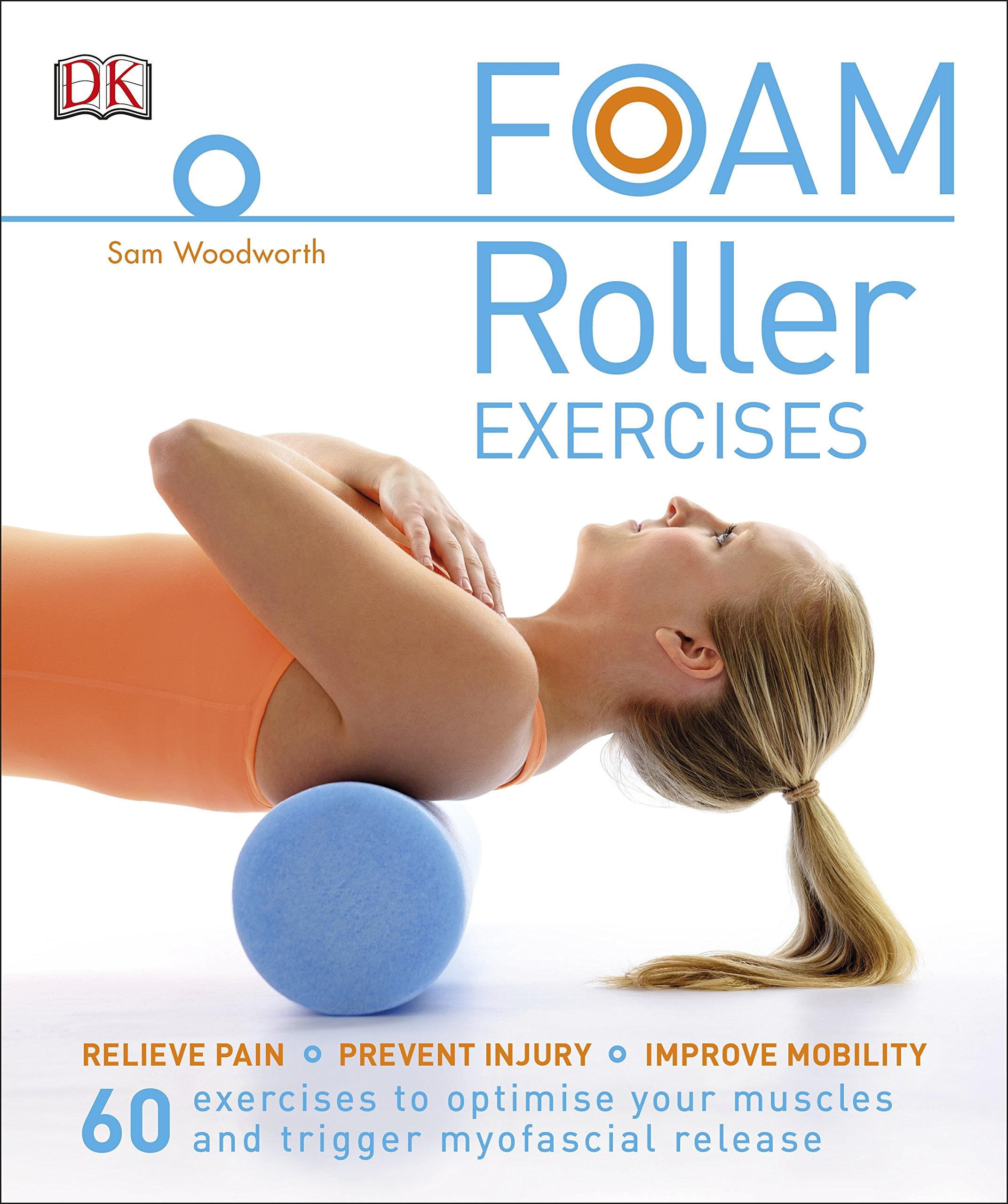 Pain Relief /&  Pilates PhysioWorld Foam Roller Great for Muscle Massage