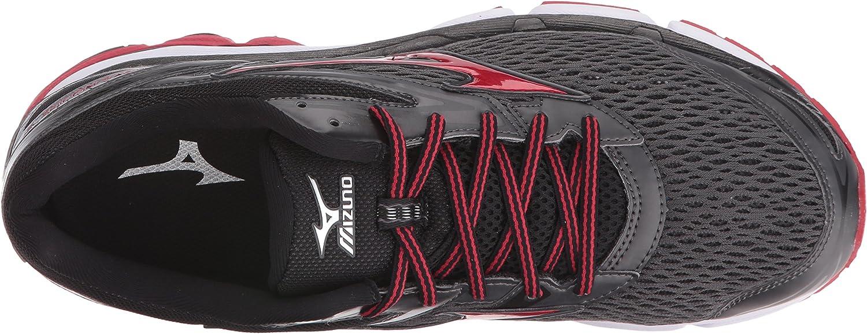 Mizuno Wave Inspire 13 Chaussure de course pour homme Rouge