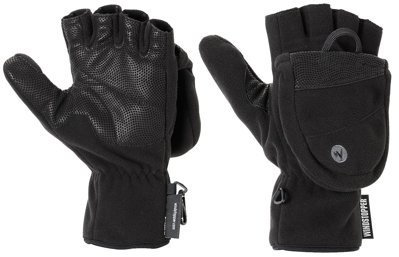 Marmot Herren Handschuhe Windstopper Convertible