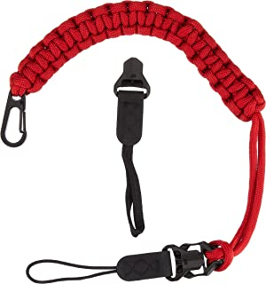 product image for DSPTCH Wrist Strap - Red/Matt Black