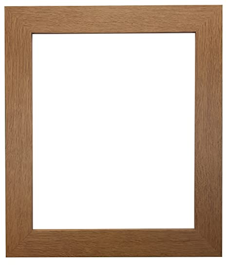 Metro Oak Picture Photo Frame 40 x 30 inch (Plastic Glass): Amazon ...