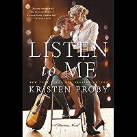 Listen To Me: A Fusion Novel (English Edition)