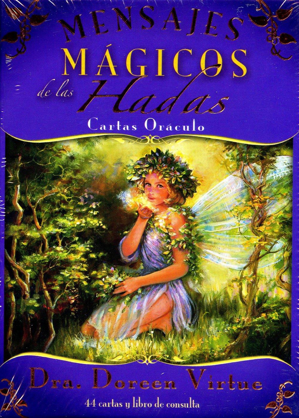 Mensajes mágicos de las hadas: Cartas oráculo: Amazon.es ...