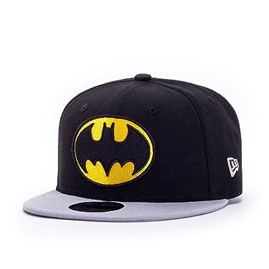New Era Batman 9FIFTY Snapback Gorra, black, Tamaño: M/L: Amazon ...