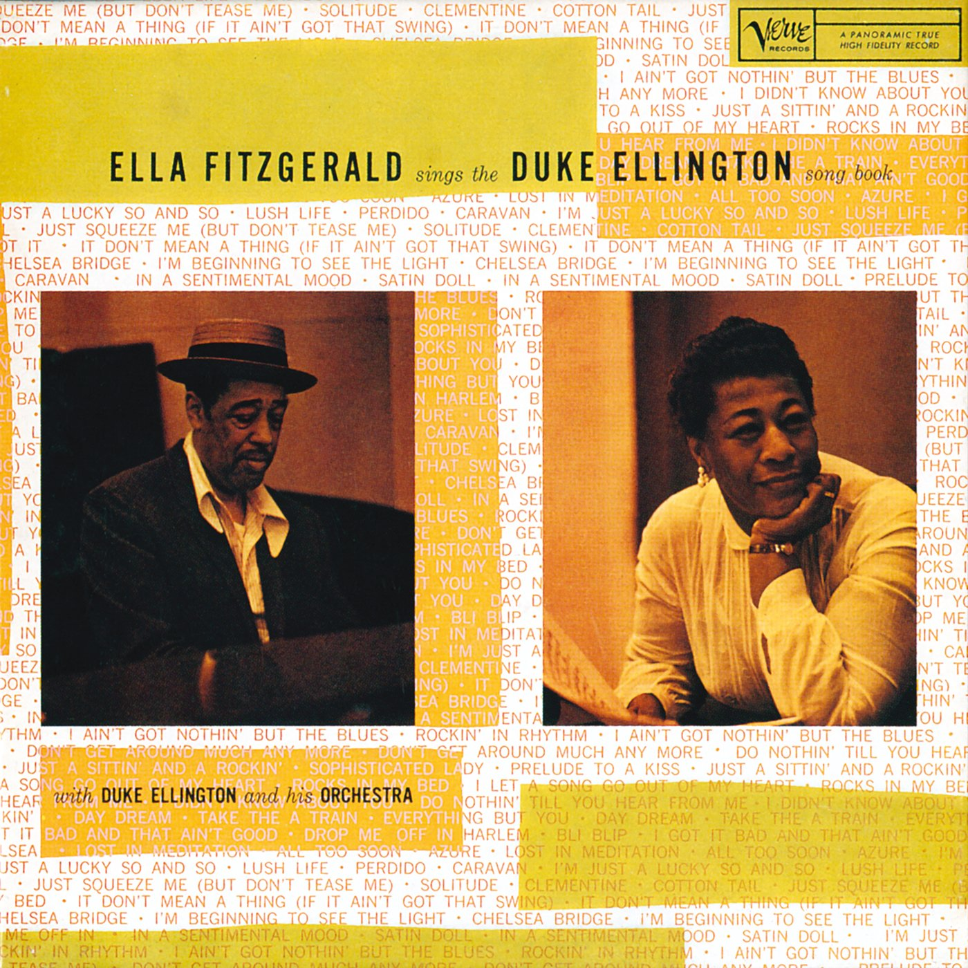 Ella Fitzgerald Sings the Duke Ellington Songbook by Polygram Records