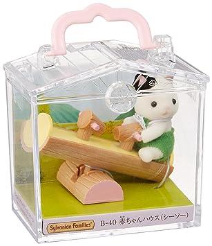 Sylvanian Families beb? Casa balanc?n B-40 (Jap?n importaci?n / El paquete y el manual est?n escritos en japon?s): Amazon.es: Juguetes y juegos