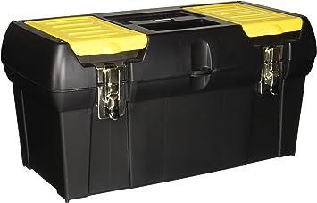 Stanley 019151 M 19 Series 2000 caja de herramientas con bandeja ...