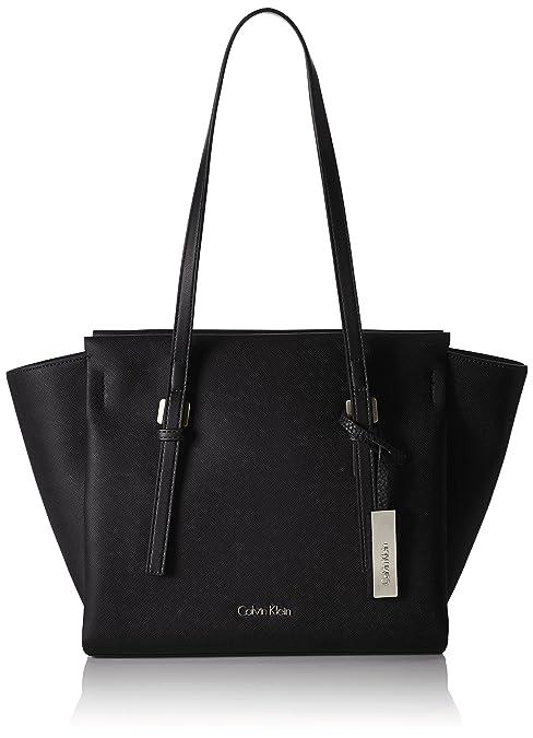 Calvin Klein Jeans M4rissa Medium Tote - bolsa de medio lado Mujer: Amazon.es: Zapatos y complementos