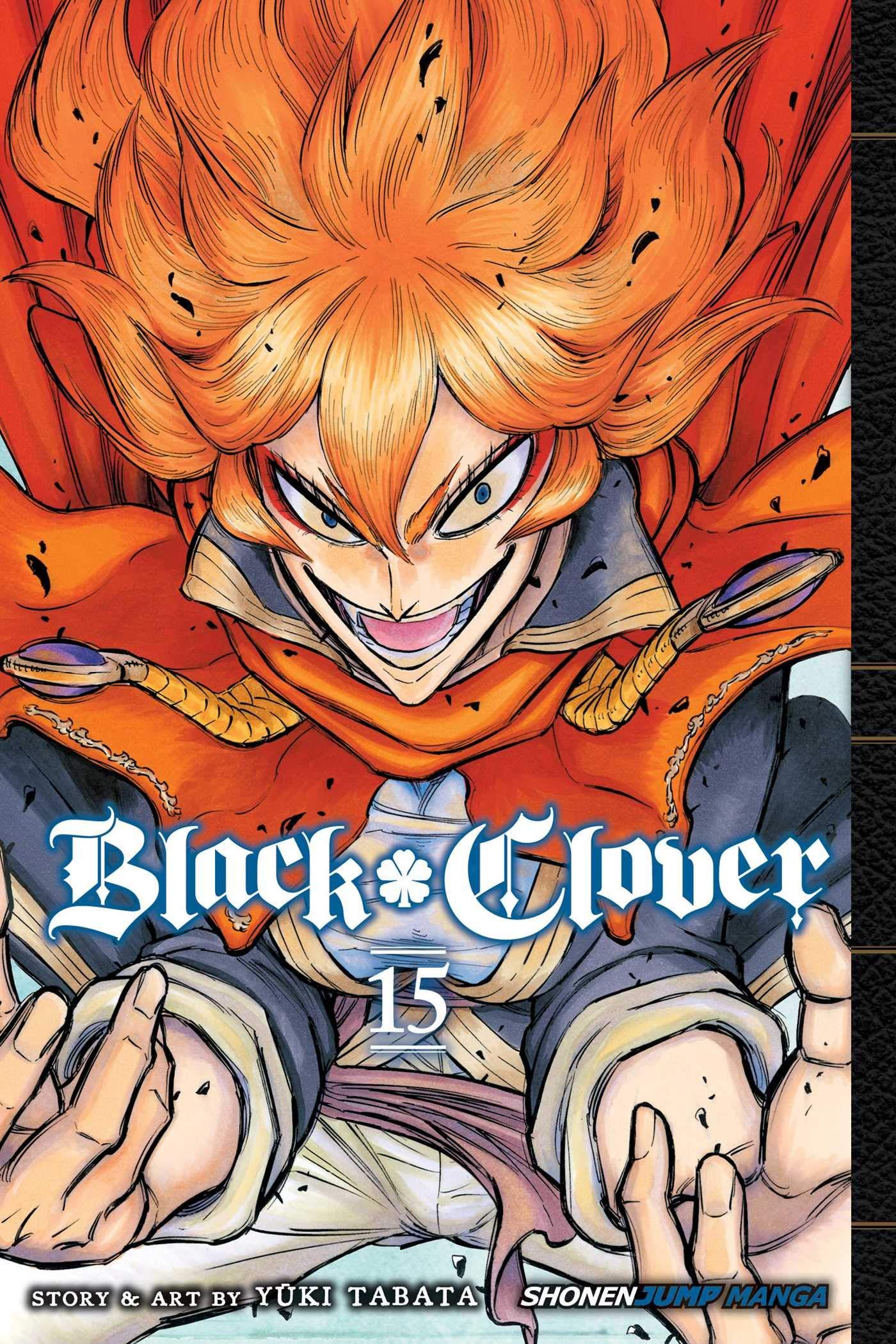 Black Clover Vol. 15