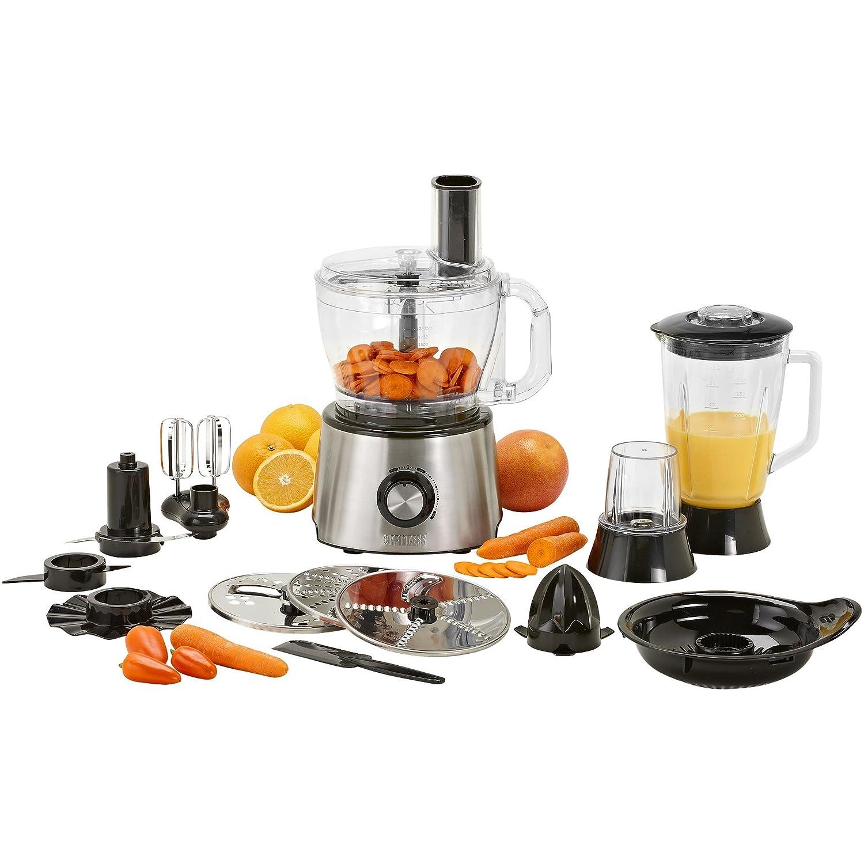 Princess 220140 Robot da cucina 12 in 1 01.220140.01.001 robot da cucina kenwood; robot cucina; robot da cucina; bimby prezzo; kenwood cooking chef