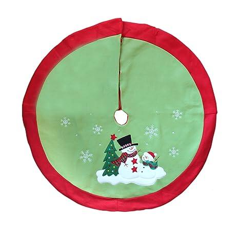 Albero Di Natale Bianco 90 Cm.Quality Gonna Per Albero Di Natale Natale Della Base Con Applique