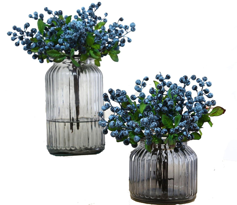 Amazon Mistari 10 Pcs Plastic Artificial Flowers California