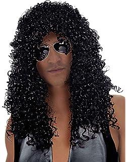 Amazon.com: Black parte superior Hat Fieltro Topper Slash ...