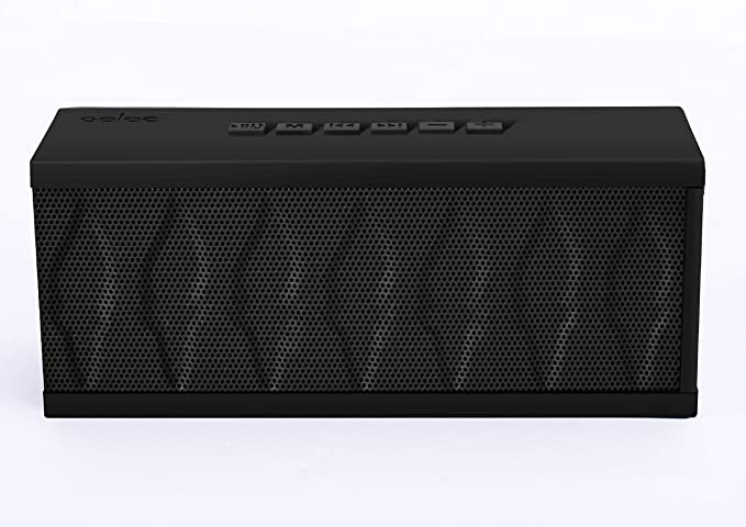10W+ Power Bluetooth Speaker aelec Wireless Portable Speakers with Waterproof 15H Playtime for Home More Bass HD Sound Outdoor