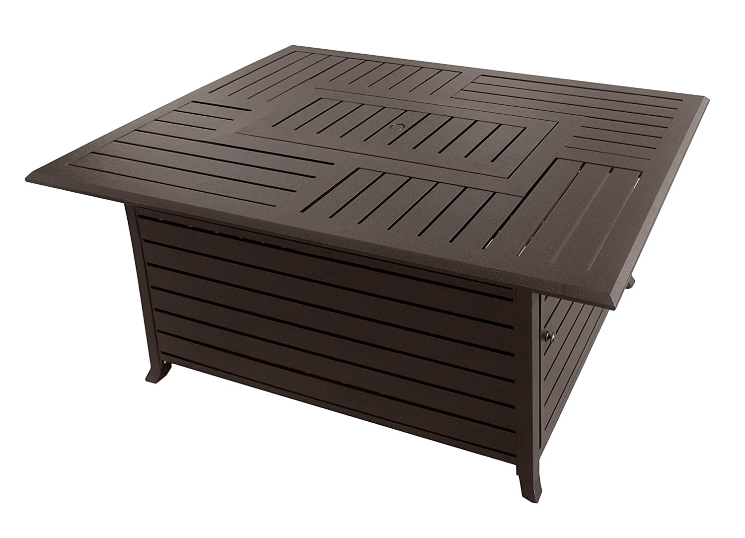 Awesome Amazon.com : AZ Patio Heaters Fire Pit, Extruded Aluminum Rectangular :  Garden U0026 Outdoor