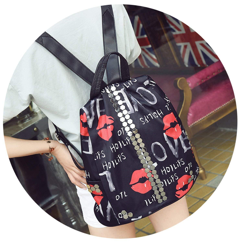 Oxford shoulder bag female bag fashion casual backpack student package
