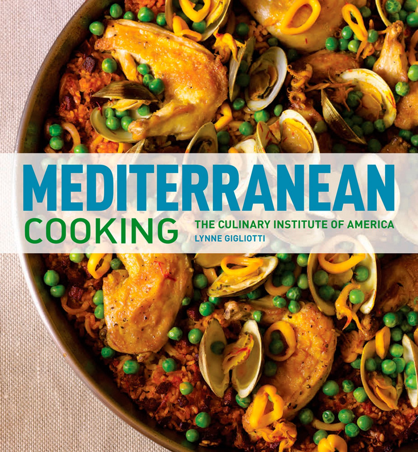 Mediterranean Cooking (at Home with The Culinary Institute of America)