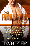 Family Stone Box Set: Stone Cold Heart, Carved in Stone, Heart of Stone, Still the One, and Jar of Hearts (Family Stone Romantic Suspense)
