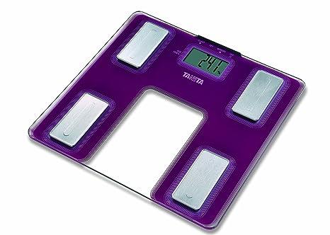 Tanita UM-040 - Báscula de análisis corporal, color violeta