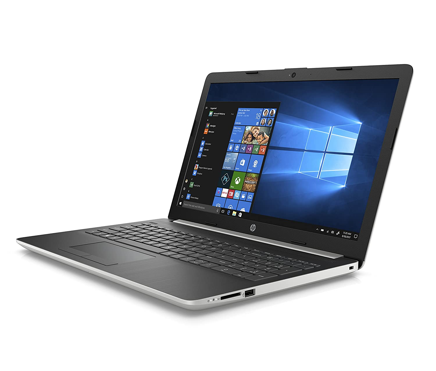 HP Laptop 15-da1016ns - Ordenador portátil 15.6