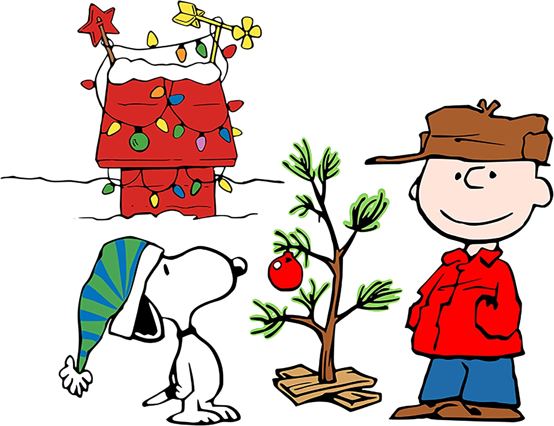 Snoopy Christmas Iron On Transfer For T-Shirt /& Light Color Fabrics #17