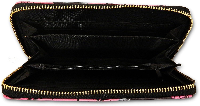Elvis Presley Collectible Love Me Tender Zipper Wallet Licensed New