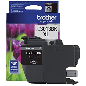 Amazon.com: Brother LC3013BKS - Cartucho de tinta para ...