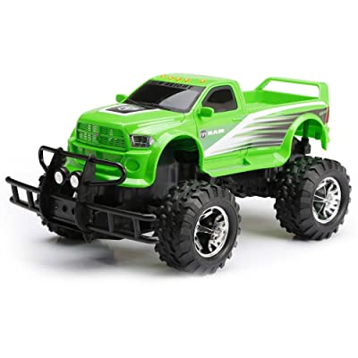 New Bright 1:15 RAM Radio Control Vehicle by New Bright: Toys & Games