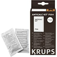 Krups F0540010 Kit Descalcificación, Plastic, Multicolor