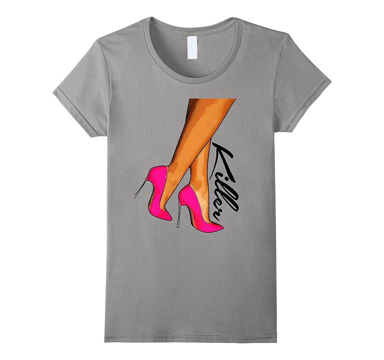 Womens Womens NEW Custom Model Design, Sexy Legs and High Heels-Art