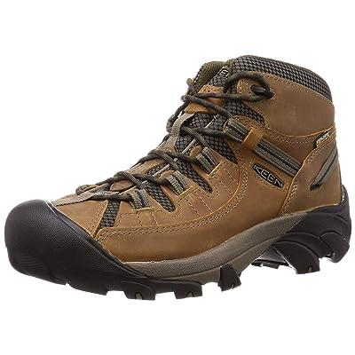 KEEN Men's Targhee Ii Mid Wp Hiking Boot | Hiking Boots