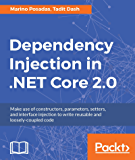 Dependency Injection in .NET Core 2.0: Make use of constructors, parameters, setters, and interface injection to write reusable and loosely-coupled code
