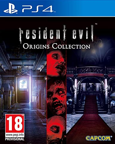 Oferta amazon: Resident Evil Origins Collection