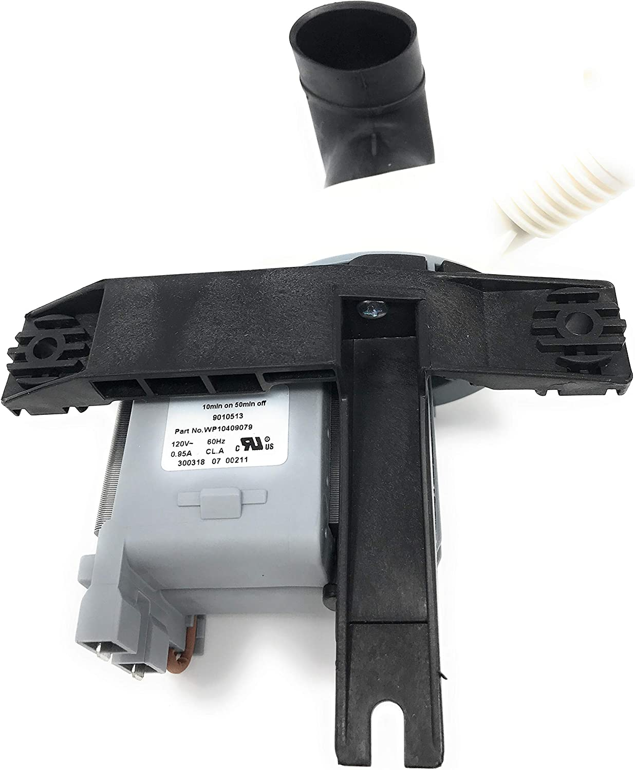 Replacement Pump for Whirlpool W10409079