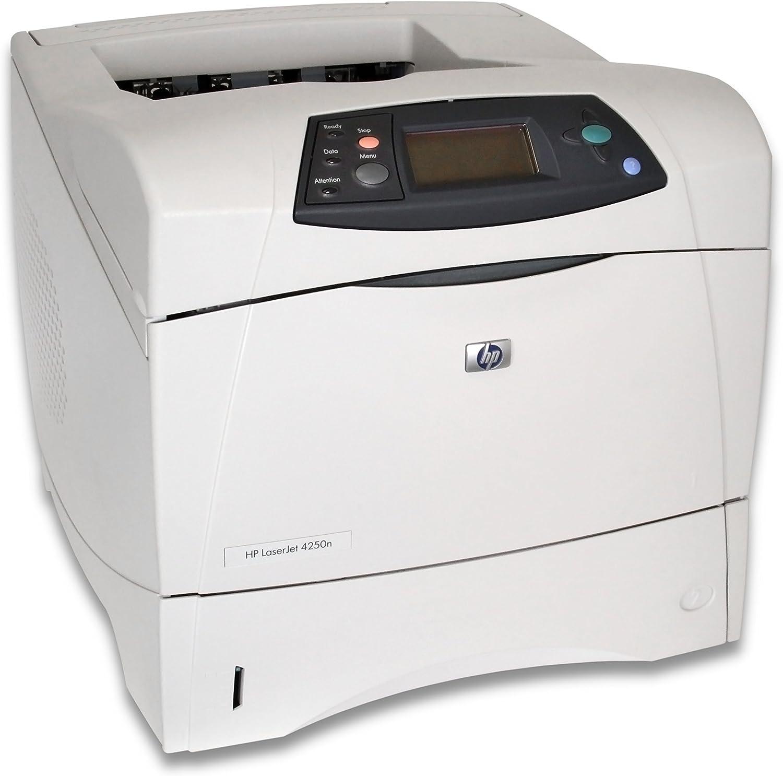 HP Impresora HP LaserJet 4250n - Impresora láser (Láser monocromo ...