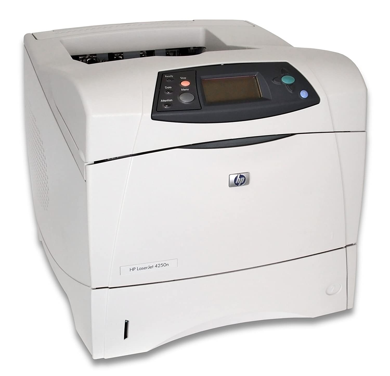 HP Impresora HP LaserJet 4250n - Impresora láser (Láser ...