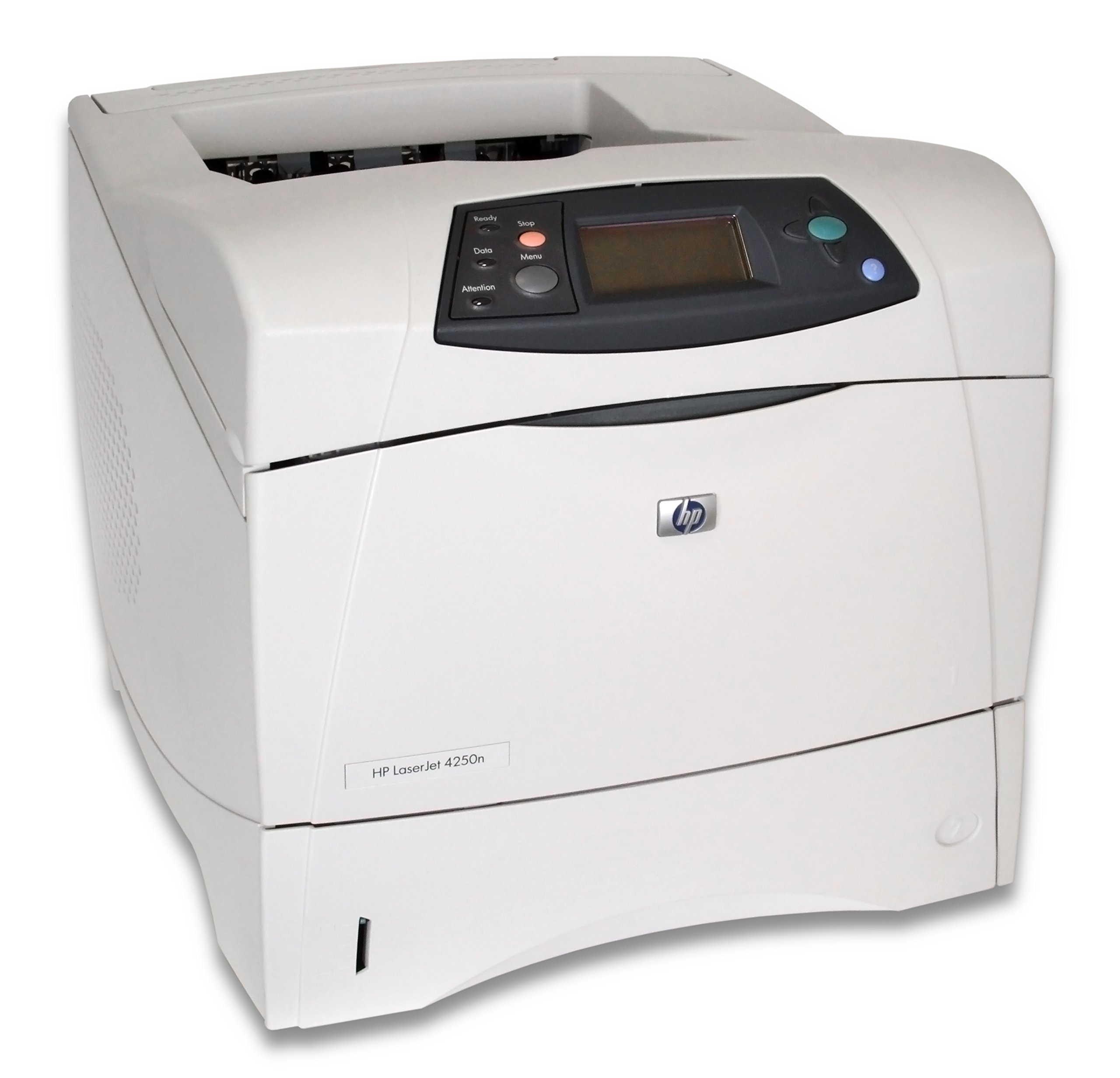 HP LaserJet 4250N Monochrome Network Printer by HP