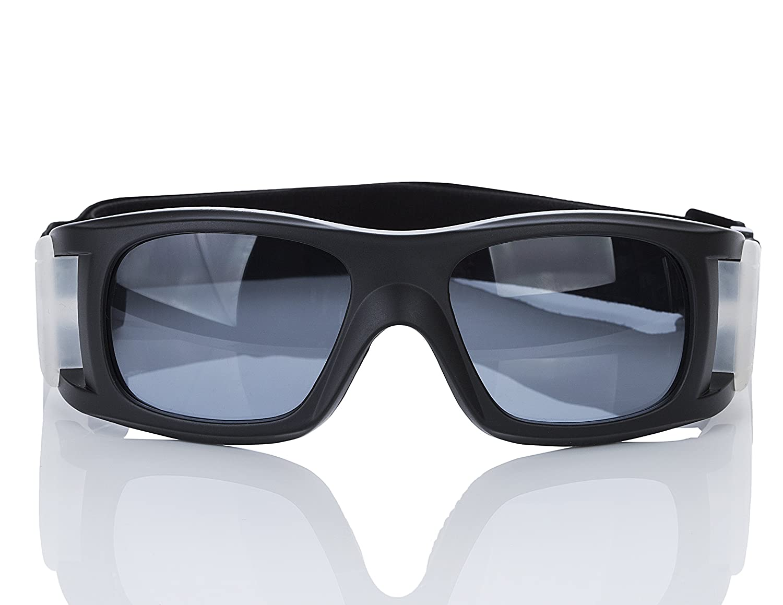 0f9e9d1da835 Basketball soccer football sports protective eyewear goggles uv eye wonzone  amazon kids sports glasses jpg 1500x1159