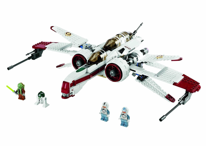 lego 8088 jeu de construction star wars arc 170 starfighter amazonfr jeux et jouets