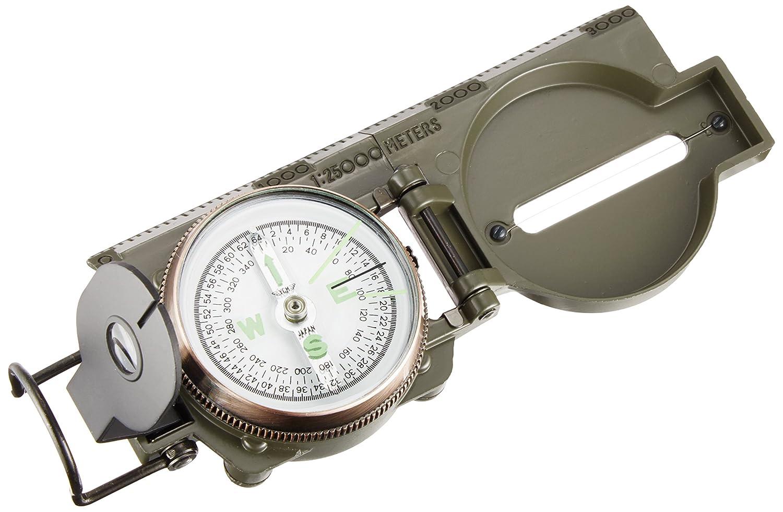 Renzative Kompass. Oil formula. Made in Japan. Khaki Grün
