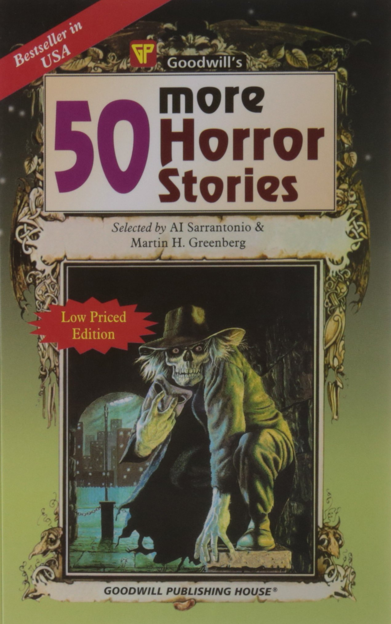 50 More Horror Stories ebook
