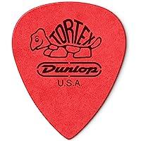 Dunlop Tortex T3 gitaarplectrum/picks met scherpe punt Set van 72 .50mm