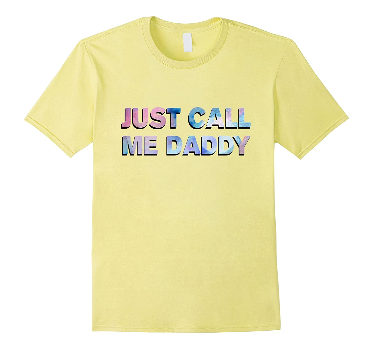 Just call me daddy shirt dad t-shirt-TH